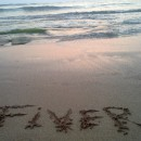 Fiver_in sand