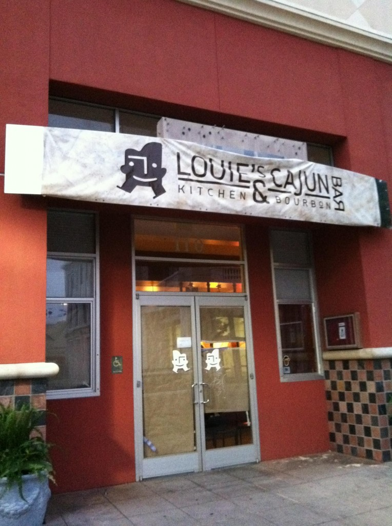 Louies Cajun Kitchen and Bourbon Bar