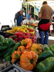 Saturday Farmers Market in Aptos