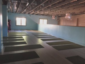Nourish Yoga Studio